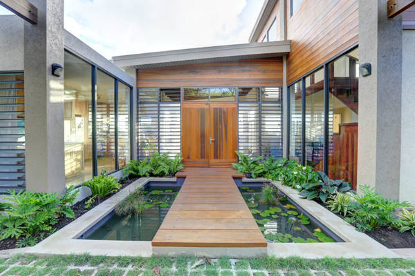 Single Family Residence - Green Building